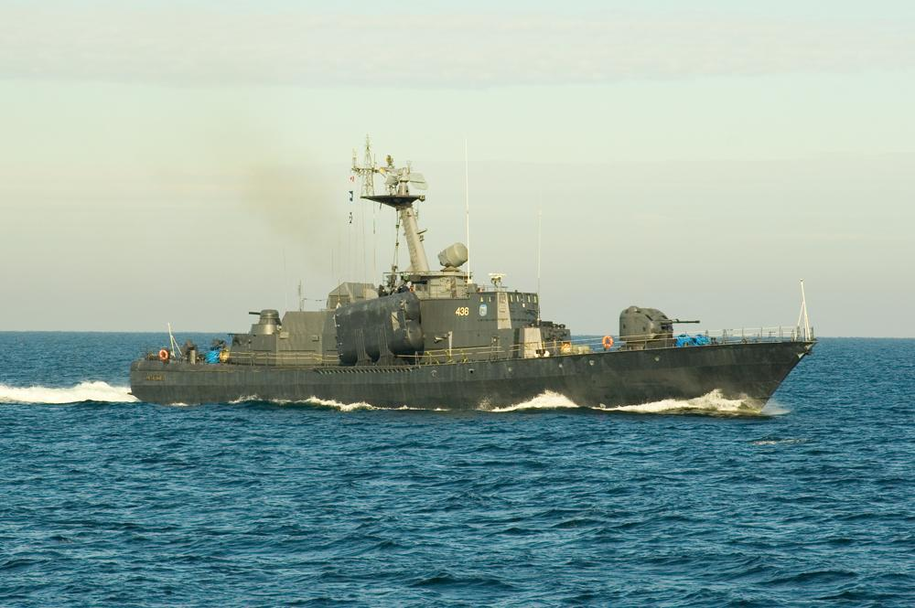 ORP Metalowiec /3. Flotylla Okrętów /