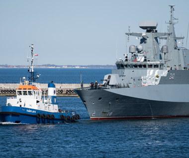 """ORP """"Ślązak"""". Marynarka planuje dozbrojenie okrętu"""