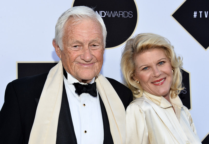 Orson Bean i Alley Mills /Amanda Edwards /Getty Images