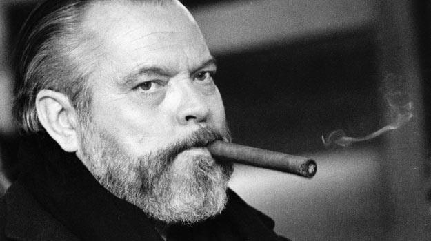 Orson Welles w 1971 roku - fot. Central Press /Getty Images