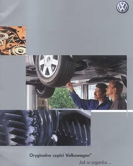 Oryginalne Części Volkswagen (kliknij) /INTERIA.PL