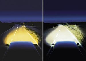 Oryginalne ksenony dają najlepsze światło, jednak są drogie. /Motor