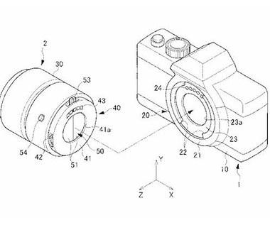 Oryginalny patent Nikona