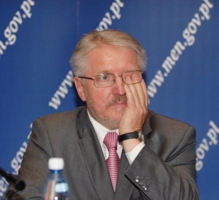 Orzechowski znalazł się przypadkiem w pobliżu samochodu/fot A. ZBRANIECKI /Agencja SE/East News