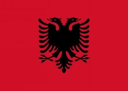 Orzeł albański /Archiwum
