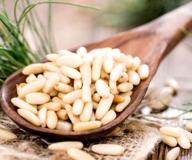 Orzeszki piniowe - źródło zdrowia