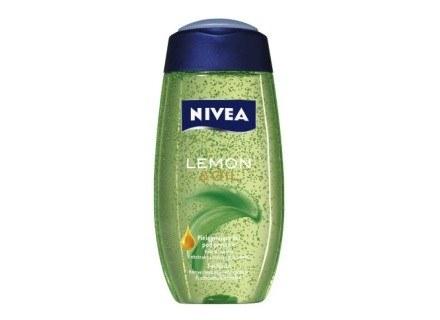 Orzeźwiający żel pod prysznic NIVEA Lemon&Oil /materiały prasowe
