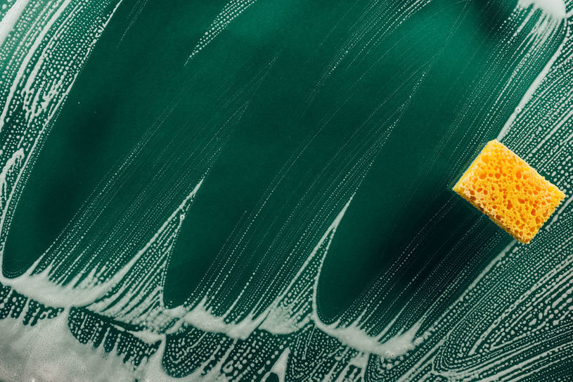 Osad z mydła /©123RF/PICSEL