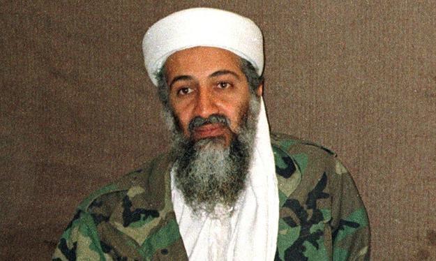 Osama bin Laden /Agencja FORUM