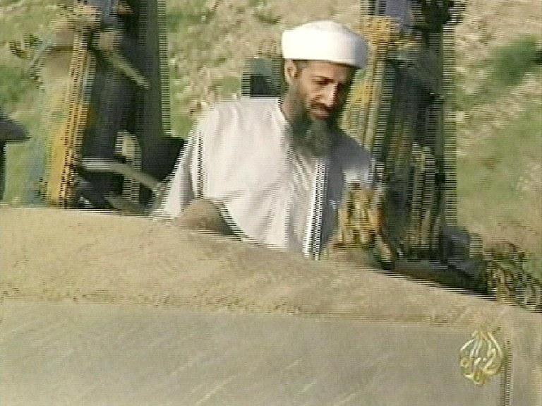 Osama bin Laden /AFP