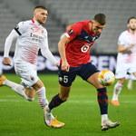 OSC Lille - AC Milan 1-1 w meczu 4. kolejki Ligi Europy