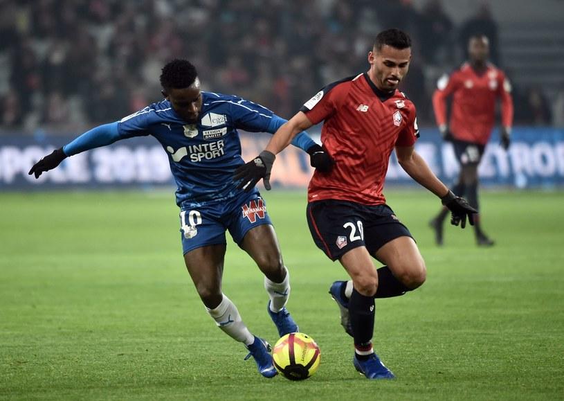 OSC Lille - Amiens SC /AFP