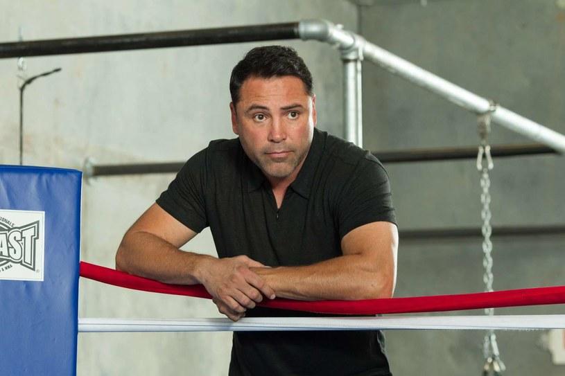 Oscar de la Hoya /AFP