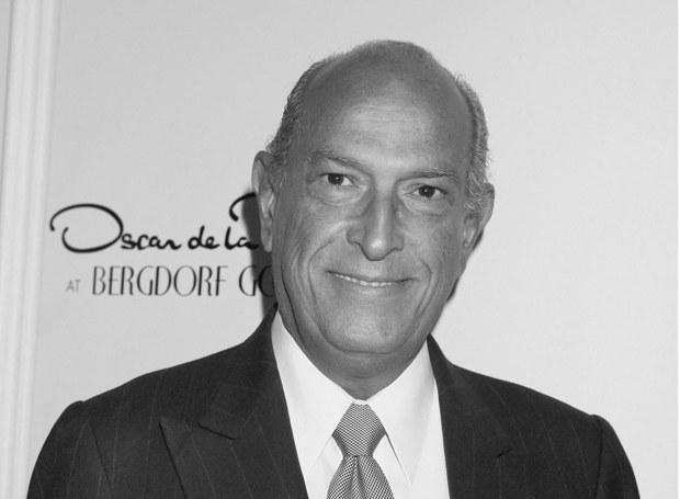 Oscar de la Renta /Getty Images