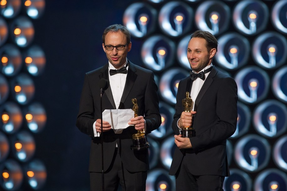 Oscar dla Mr. Hubolt /Michael Yada /PAP/EPA