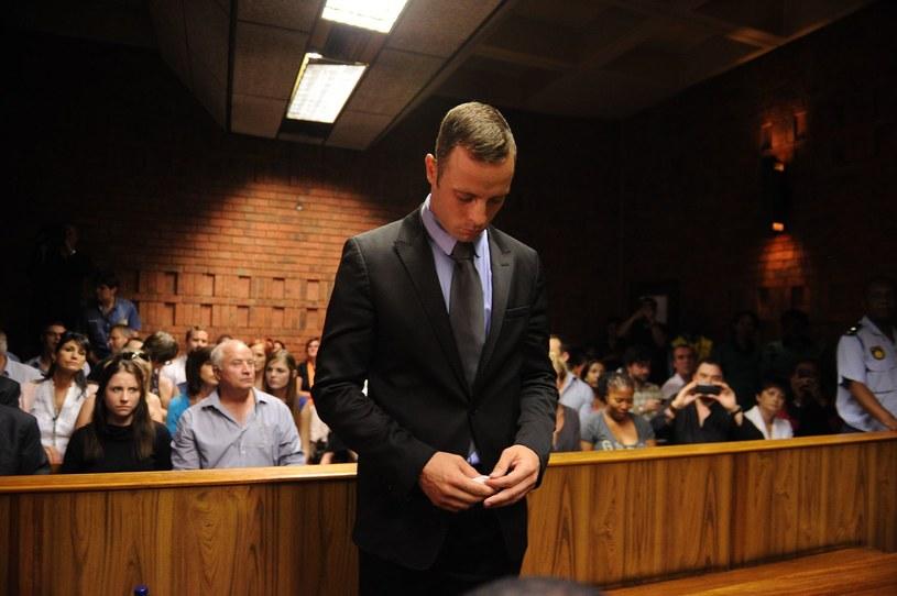 Oscar Pistorius przed sądem /AFP