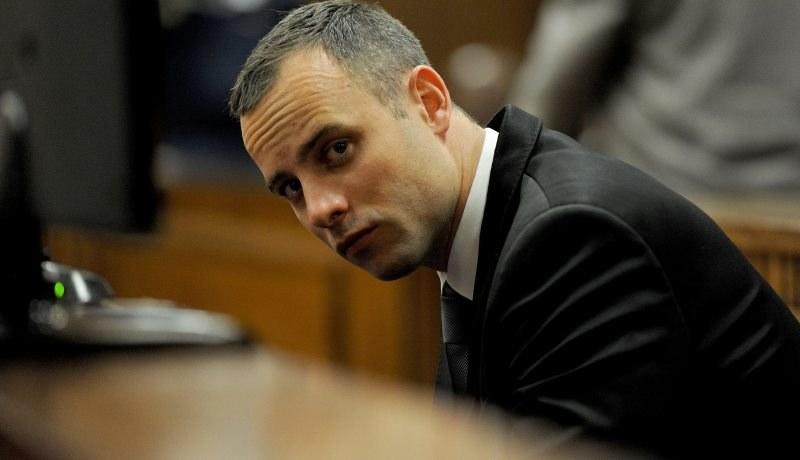 Oscar Pistorius w sądzie / CHRIS COLLINGRIDGE / THE STAR / POOL    /PAP/EPA