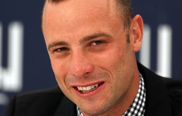 Oscar Pistorius /Warren Little /Getty Images
