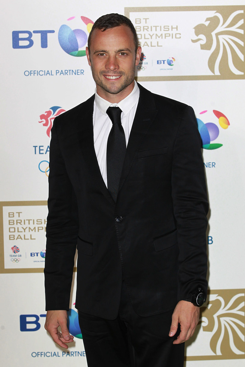 Oscar Pistorius /Getty Images
