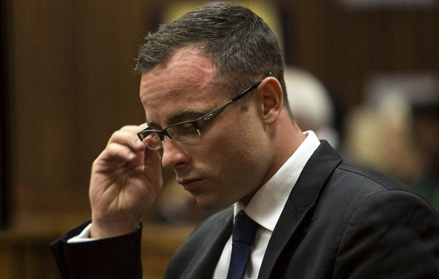 Oscar Pistorius /Pool /Getty Images