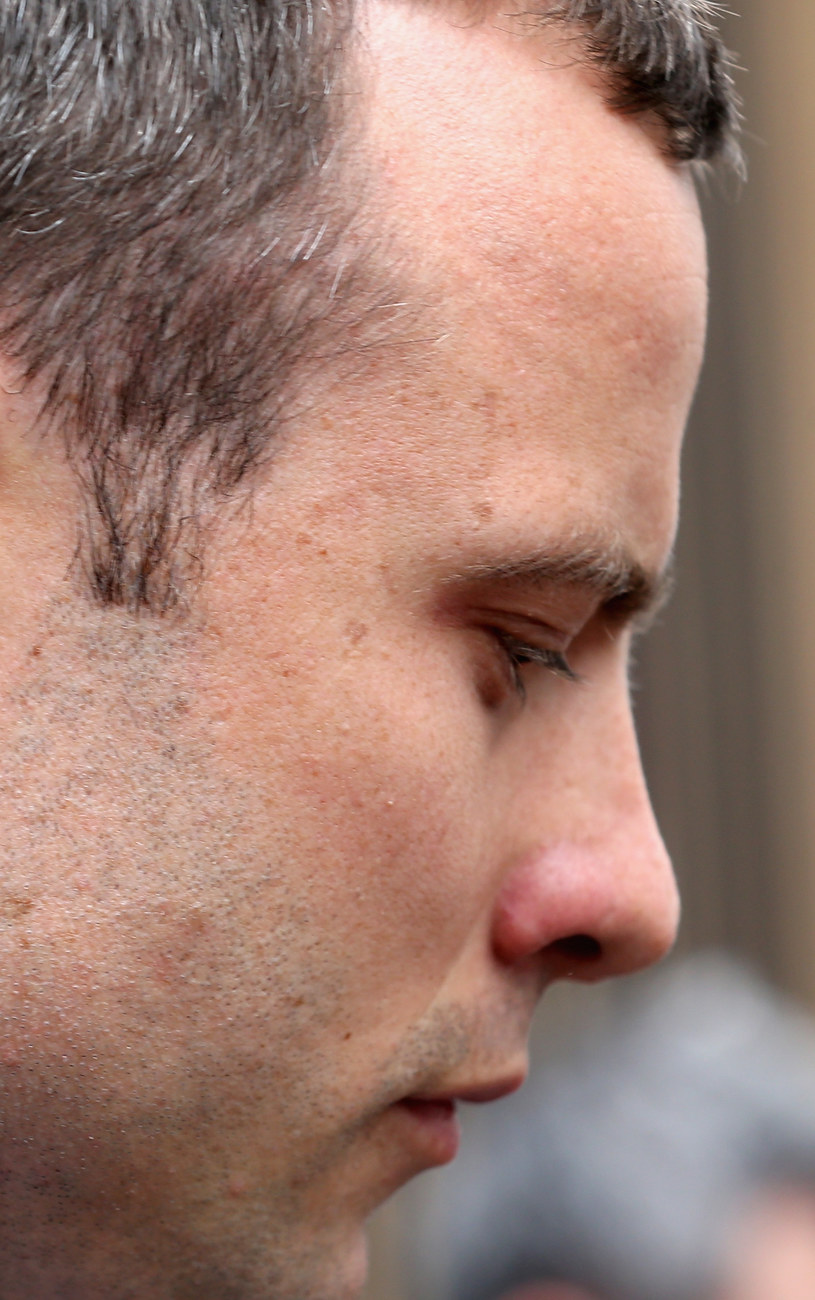 Oscar Pistorius /Christopher Furlong /Getty Images