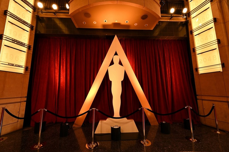 Oscarowe dekoracje w Dolby Theatre /JENNIFER GRAYLOCK /PAP/PA