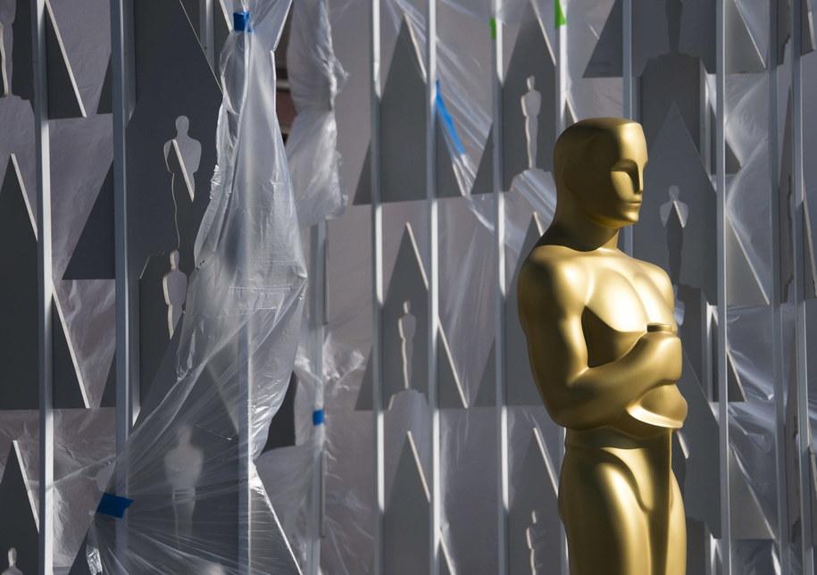 Oscarowe dekoracje /KEVIN DIETSCH /PAP/Newscom