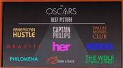 Oscary 2014: Poznaliśmy nominacje