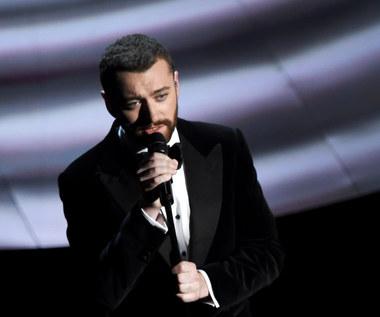 Oscary 2016: Sam Smith niezadowolony ze swojego występu