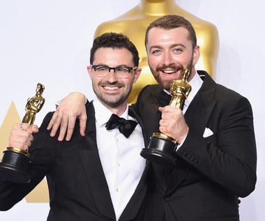 """Oscary 2016: Sam Smith z nagrodą (""""Writing's On The Wall"""")"""