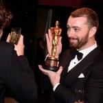 Oscary 2016: Wpadka Sama Smitha