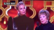 Oscary 2017: Irańska telewizja ocenzurowała dekolt Charlize Theron