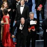 Oscary: Po wpadce nie będzie zmiany firmy liczącej głosy
