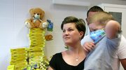 """""""Oscylometr jest niezbędny"""" - mówi mama 2-letniego Miłosza"""