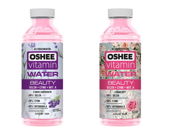 OSHEE Vitamin Water Beauty /materiały prasowe