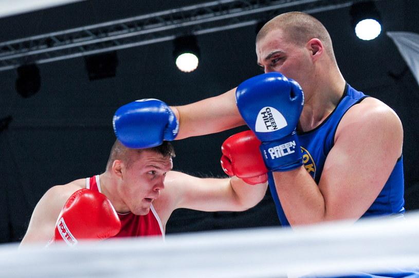 Oskar Safarian (z prawej) /MIROSLAW SZOZDA / 400mm.pl / NEWSPIX.PL /Newspix