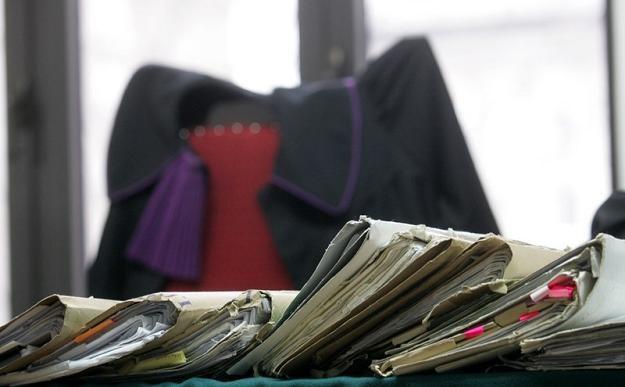 Oskarżeni nie przyznali się do popełnienia zarzucanych im przestępstw. Fot. Witold Rozbicki /Reporter