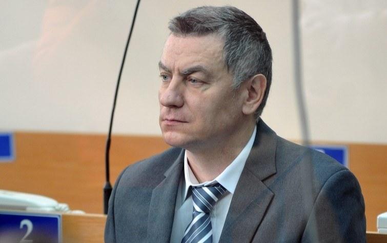 Oskarżony Brunon Kwiecień /M. Lasyk /Reporter