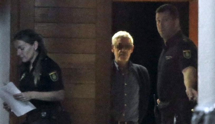 Oskarżony maszynista warunkowo zwolniony z aresztu. /LAVANDEIRA /PAP/EPA