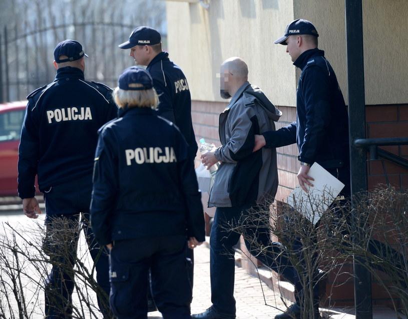 Oskarżony o molestowanie nieletnich na Dominikanie i w Polsce ks. Wojciech G. /Jacek Turczyk /PAP