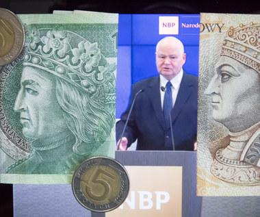 Osłabienie złotego podbije inflację. NIK ostrzega, NBP nie widzi problemu