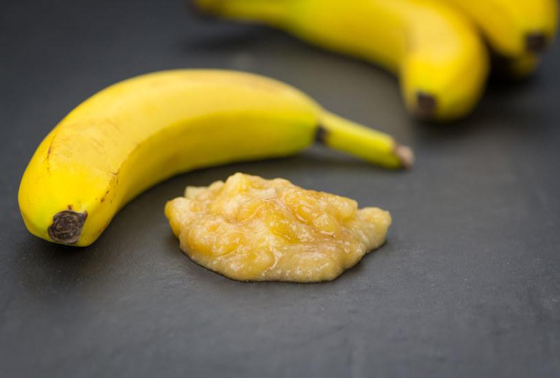 Osłabione, blade liście? Z pomocą przyjdzie banan /123RF/PICSEL