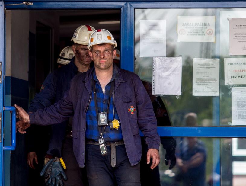 Ósmy dzień trwa akcja ratunkowa w kopalni Zofiówka w Jastrzębiu-Zdroju / Andrzej Grygiel /PAP