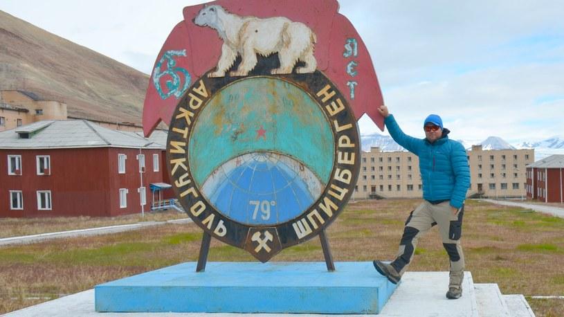 Osobiście jestem wielkim sympatykiem rejonów polarnych - Jacek Jakubowski (zdjęcie zrobione na Spitsbergenie) /materiały prasowe