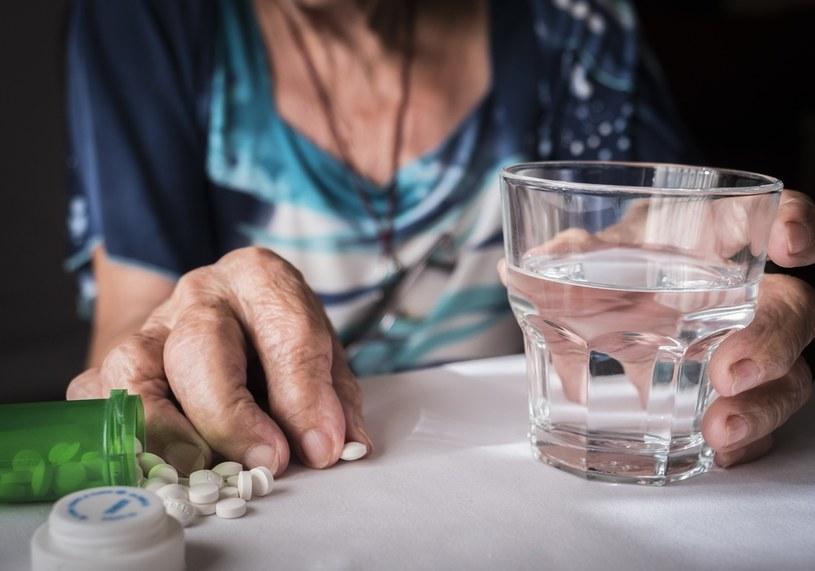 Osoby 75 plus zostaną bez tanich leków /123RF/PICSEL