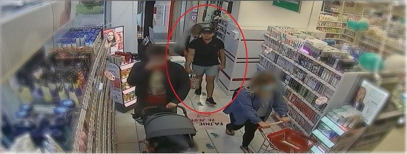 Osoby, które rozpoznają mężczyznę proszone są o kontakt z policją /Komenda Miejska Policji w Elblągu /Policja