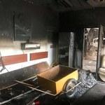 Ośrodek dla niepełnosprawnych dzieci liczy straty po pożarze