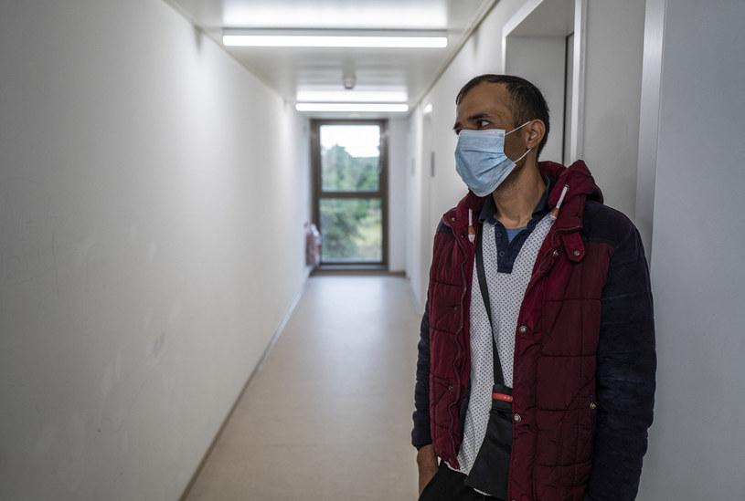 Ośrodek migracyjny w Niemczech; zdj. ilustracyjne /AFP