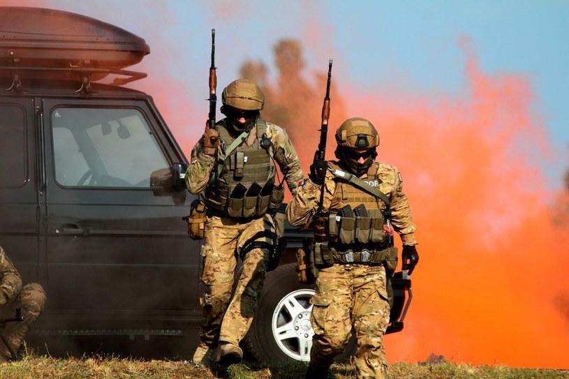 Ośrodek szkoleniowy będzie rekrutował kandydatów do zespołów bojowych wojsk specjalnych także wśród cywilów, zdj. ilustracyjne /Adam Jankowski/REPORTER /East News