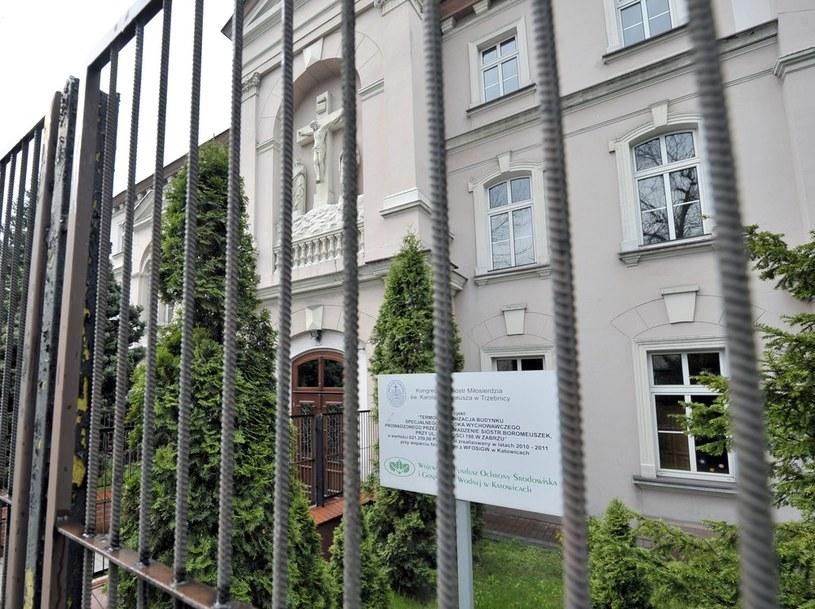 Osrodek Wychowawczy Siostr Boromeuszek w Zabrzu /Łukasz Kalinowski /East News